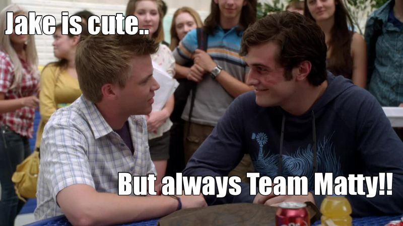Team Matty McKibben always!