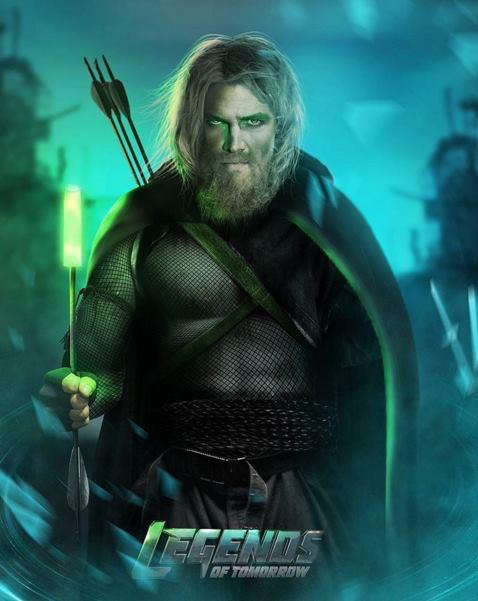 Arrow in 2046 😂