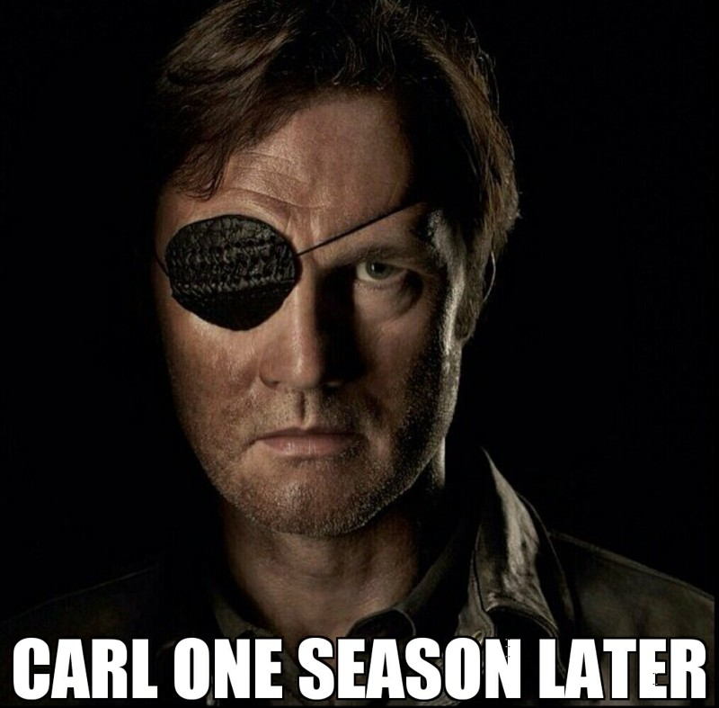 Carl is the new governor  CONFIRMED!