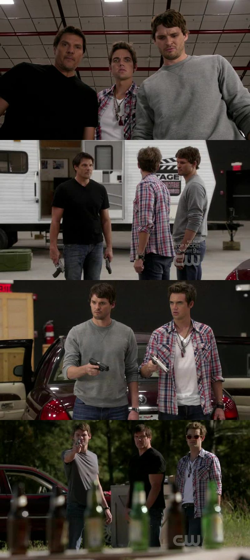I love that squad so fucking much omg, Dan is SO badass in this episode!!! and Chris Keller too lmao😂  Thanks to them Nathan is alive, they are true heroes..