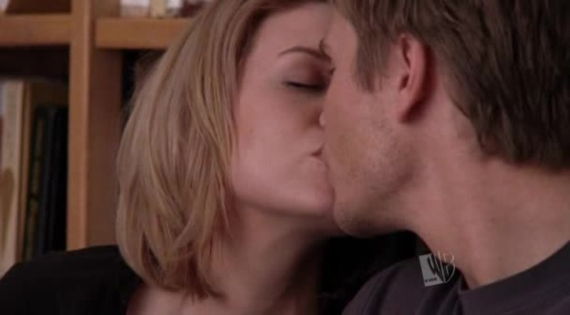 I think Peyton and Lucas are meant to be. I like Brooke, but Lucas is just not the right guy for her.