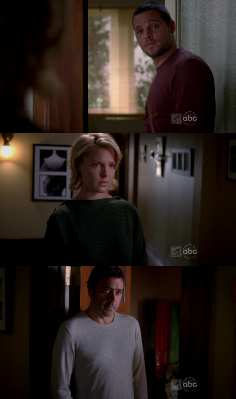 Denny I always liked you, but is time to say goodbye forever! Alex all my love for you! Izzie needs to move on!