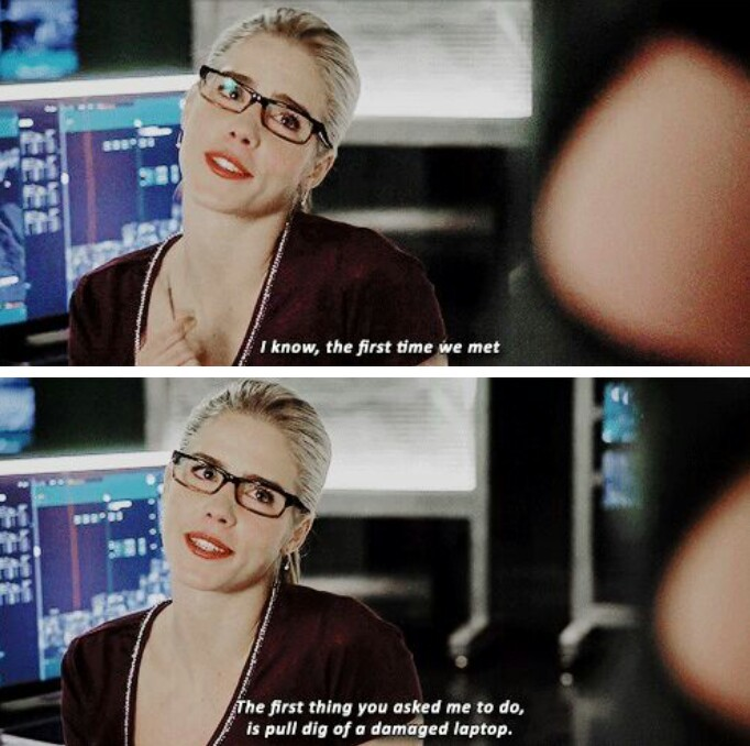 And that is when the Olicity fandom was born