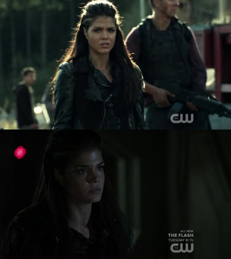 She should have been chosen chancellor. She is the only one capable of fully understanding both sides of this conflict. She also needs more screentime.